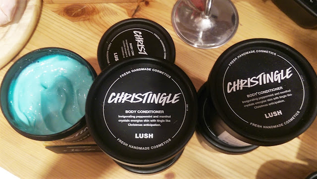 Lush Christingle Body Conditioner