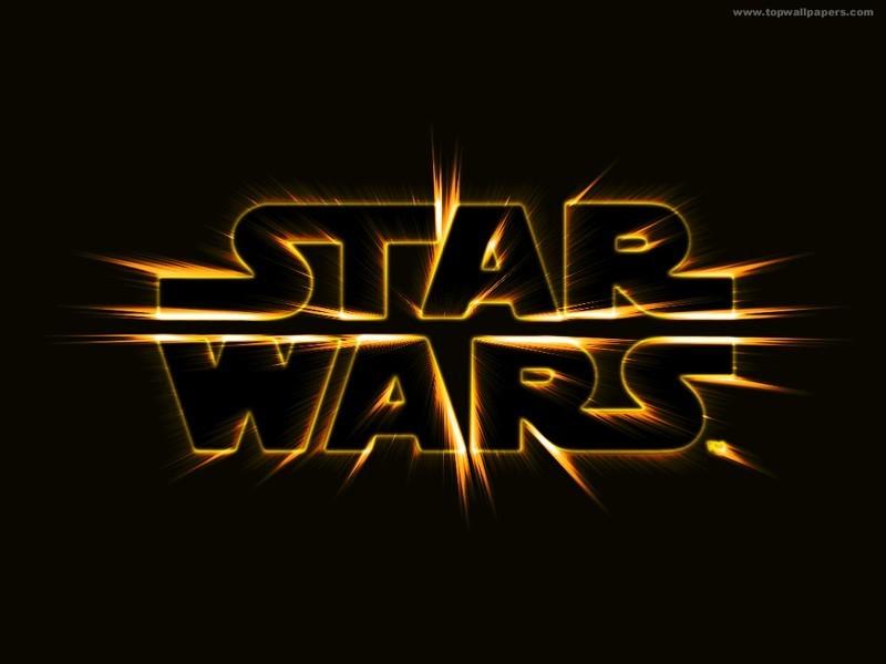 STAR WAR WALLPAPER: Star Wars Logo