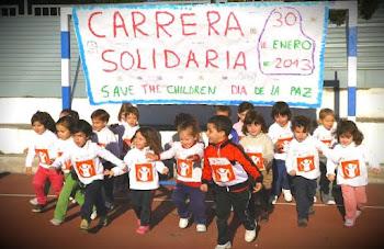 Carrera Solidaria por la PAZ