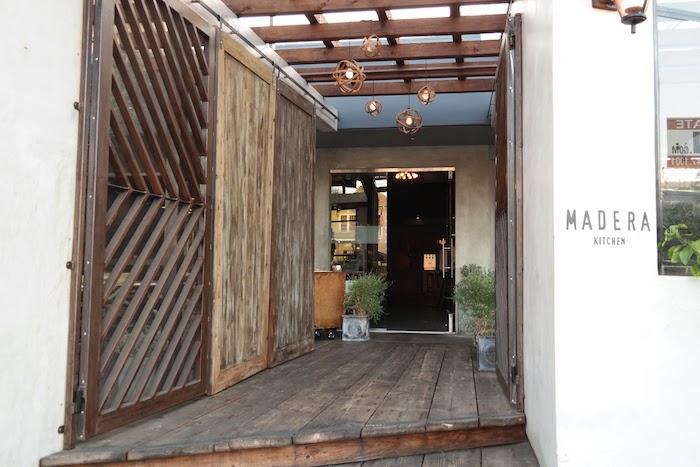 Pink Foodie: Madera Kitchen, Hollywood California