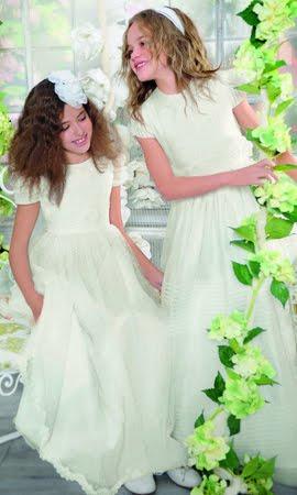 vestidos de Comunión niña El Corte Inglés