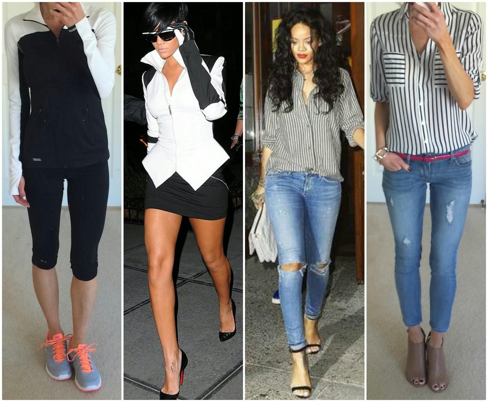 Rihanna Casual Outfits 2015