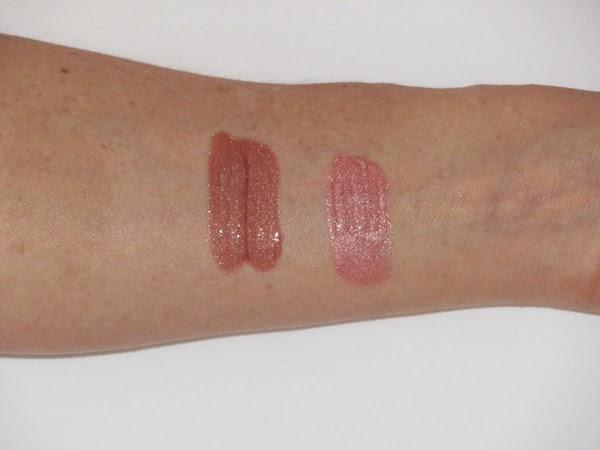 Mally High Shine Liquid Lipstick Swatches