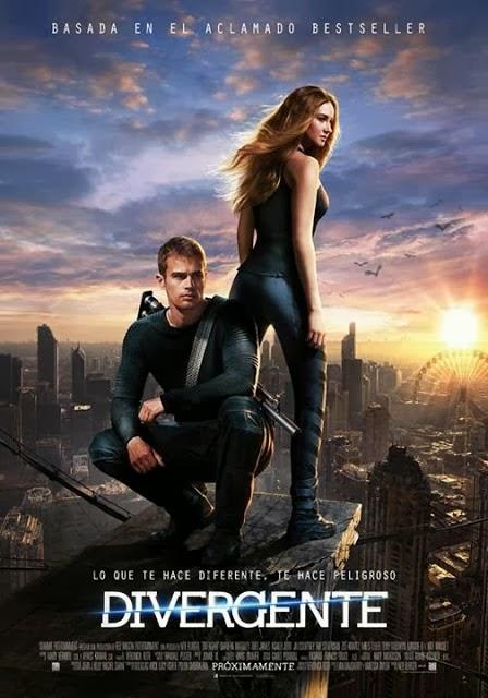 Divergente poster final en castellano
