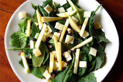 Fall Spinach Salad | www.kettlercuisine.com