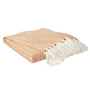 TARGET THRESHOLD™  HERRINGBONE THROW