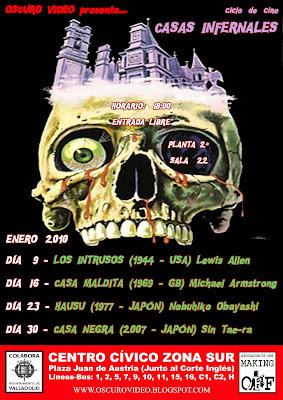 II CICLO: CASAS INFERNALES (ENERO 2010)