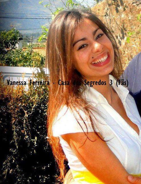 Fotos Vanessa Ferreira antes de entrar na Casa dos Segredos