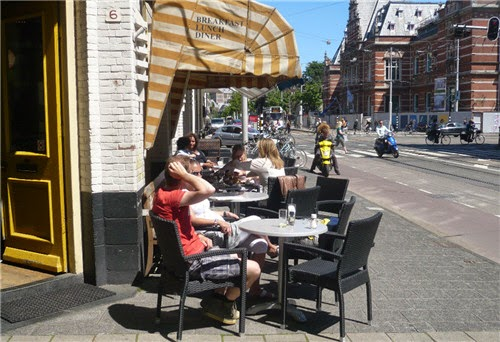 Pompa Restaurant em Amsterdã | Holanda