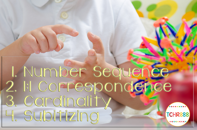 number sense and counting