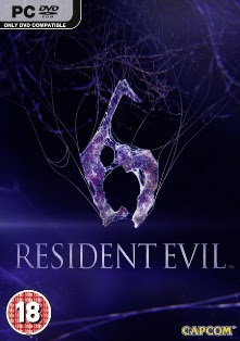 Cover Resident Evil 6 | www.wizyuloverz.com