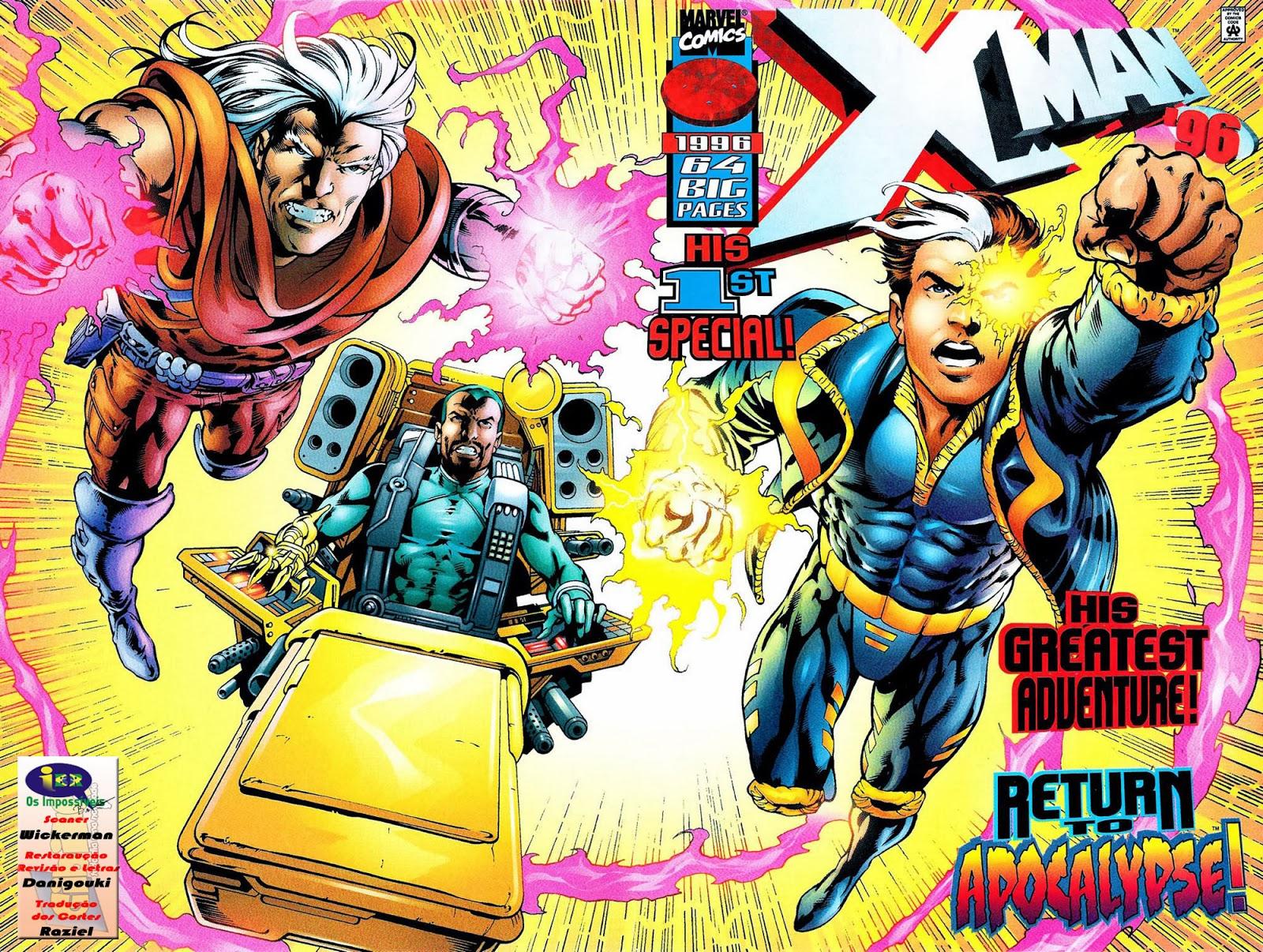 X-Men - A Era do Apocalipse #5