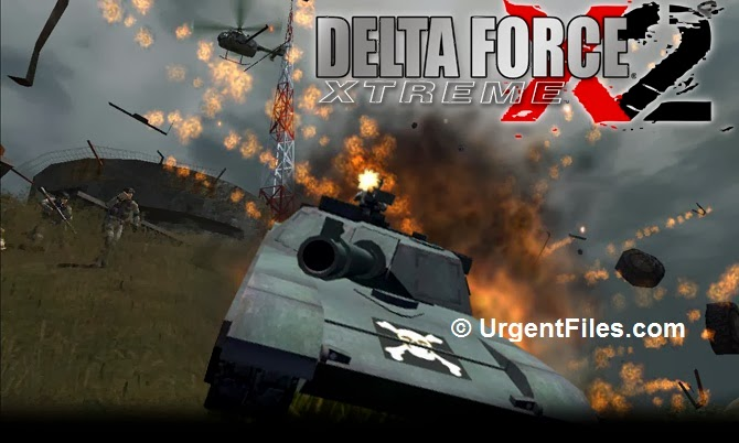 Delta Force Xtreme 2 PC Game For Windows