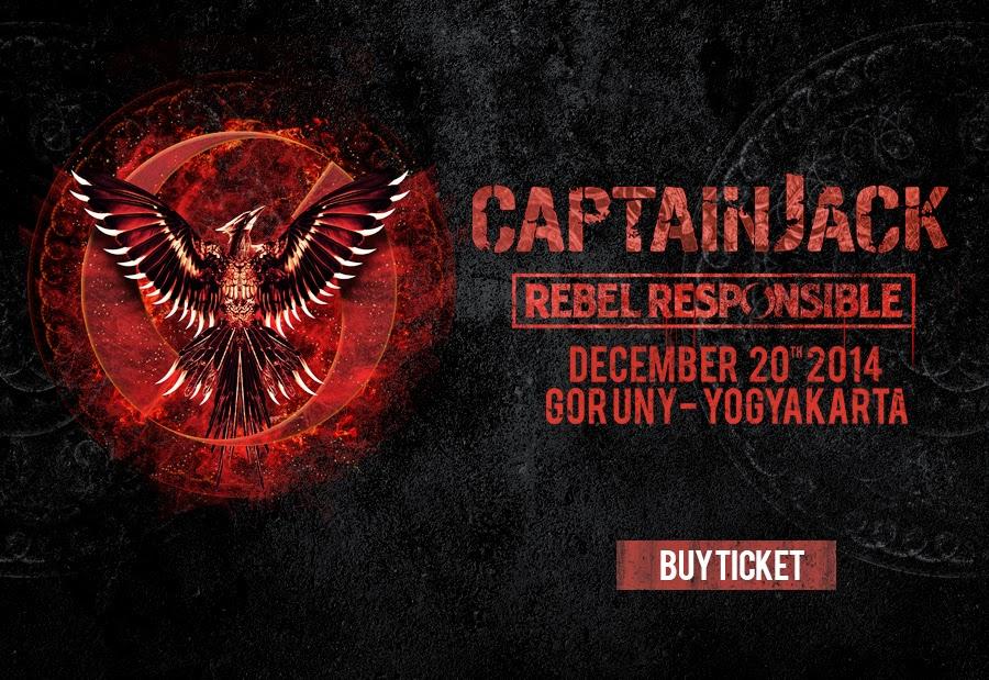 Konser Tunggal Perdana Captain Jack Band #BertemuDiDesember !