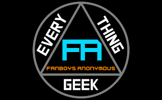 Logo for Fanboys Anonymous Wallpaper