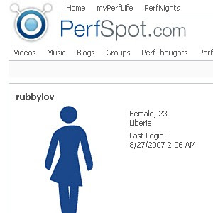 perfspot logo Top Social Networking WebSites 2012