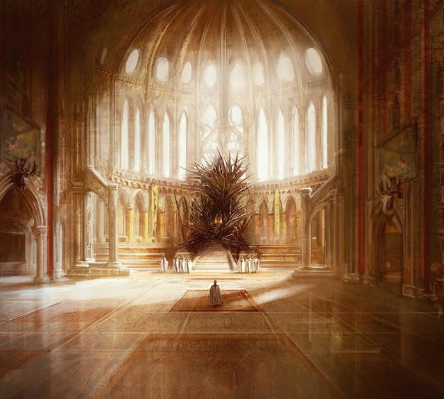 marc simonetti trono de hierro - Juego de Tronos en los siete reinos
