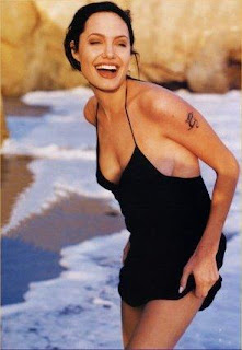 Angelina Jolie tatuagens