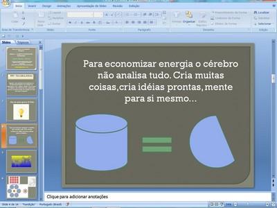 Apresentações PPS – PPT - slides