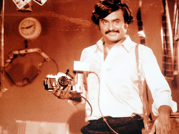 Super Star Rajinikanth Stills 5