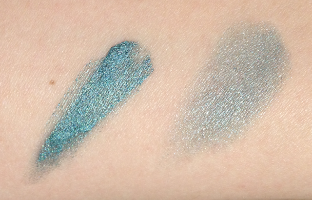 Lise Watier Tartantastique Fall 2013 Ombre Soufflé Supreme in Tartan Magique swatches
