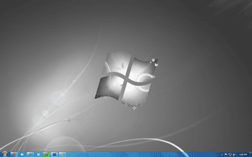 Windows 7 Comes With A Default Wallpaper Its Nice To Look At Very Neat Clean Professional What Users Usually Dont Know Is