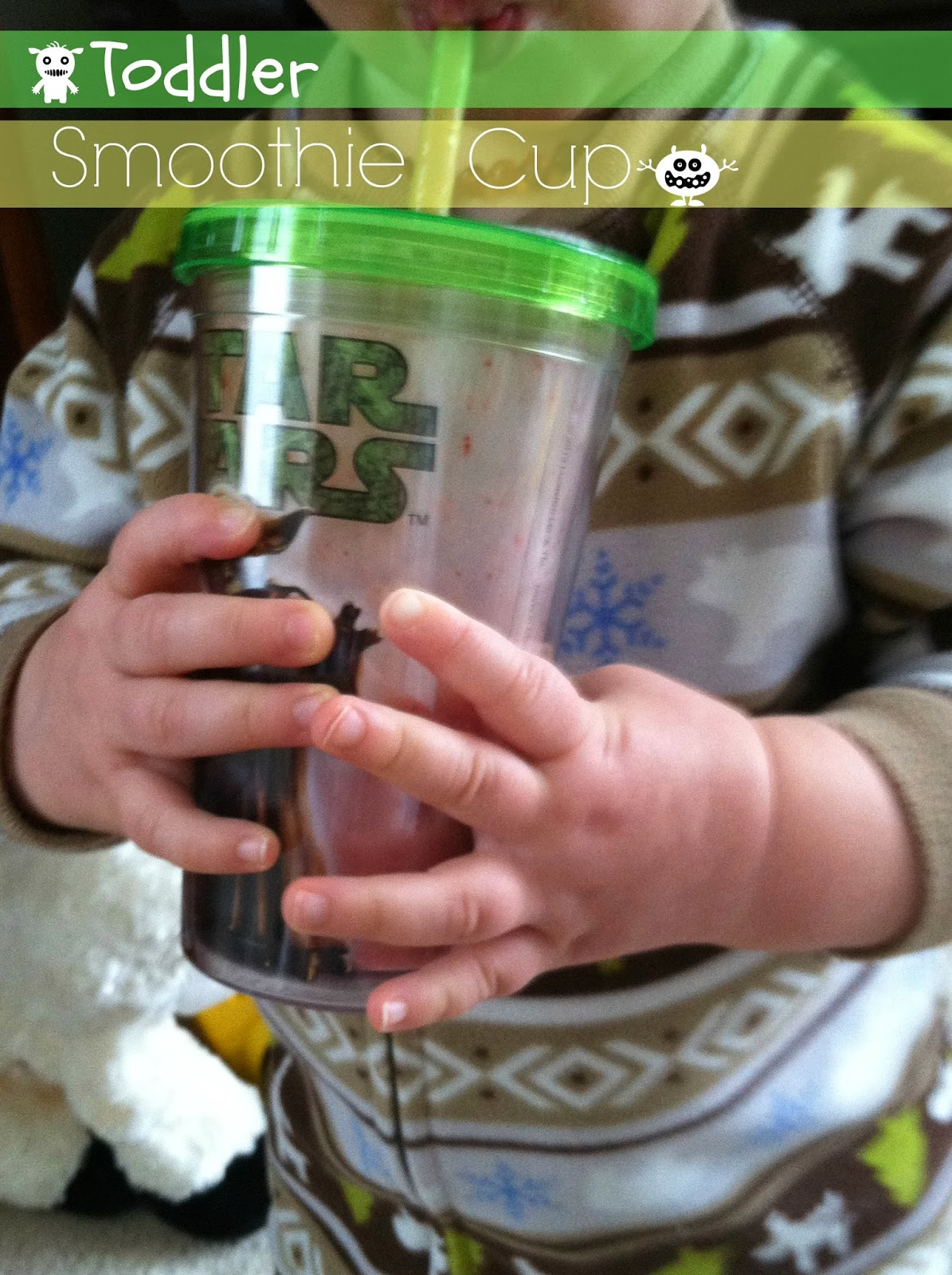 Toddler Smoothie Cup