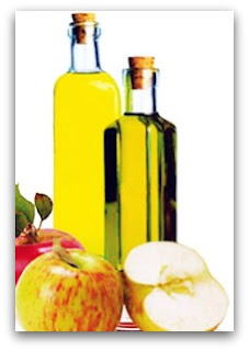 Apple Cider Vinegar is rich in Beta carotene.