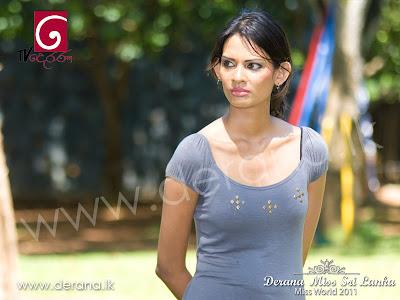 Derana Mrs.Sri Lanka 2011 unseen photos