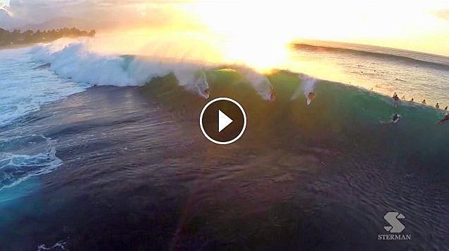 Los 10 vídeos de surf más vistos de 2014