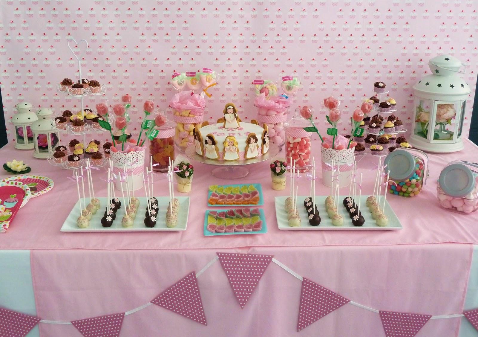 De Nina Para Baby Shower Candy Bar