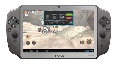 Archos Gamepad $149/149€ being released now in Europe