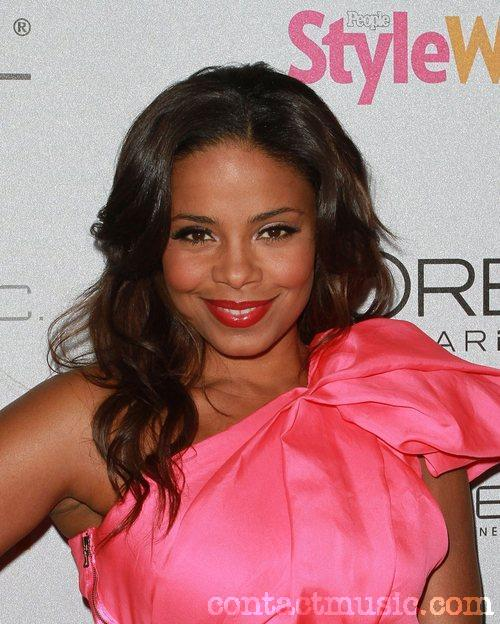Hairstyle Nilam Sanaa Lathan Black Curly Hairstyles For