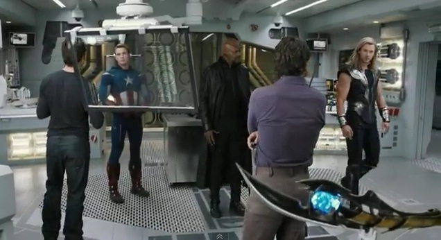 The Avengers 2012 - Movie Trailer