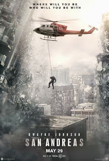 San Andreas Film Poster