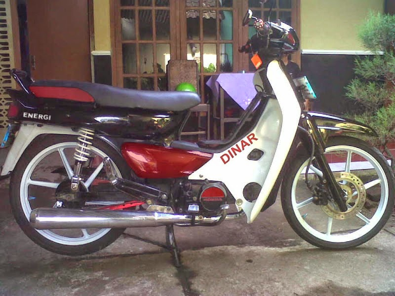 referensi modifikasi motor honda grand 96