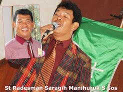 Selamat Ulang Tahun St Radesman Saragih Manihuruk S Sos