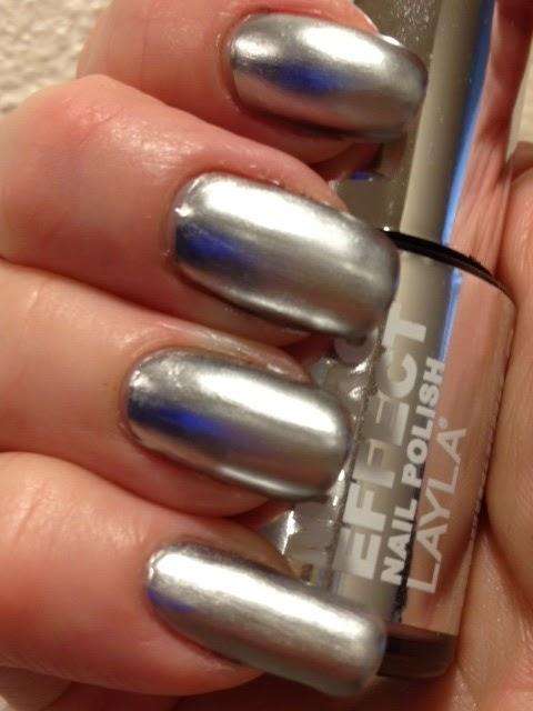 Layla 01 Metal Chrome