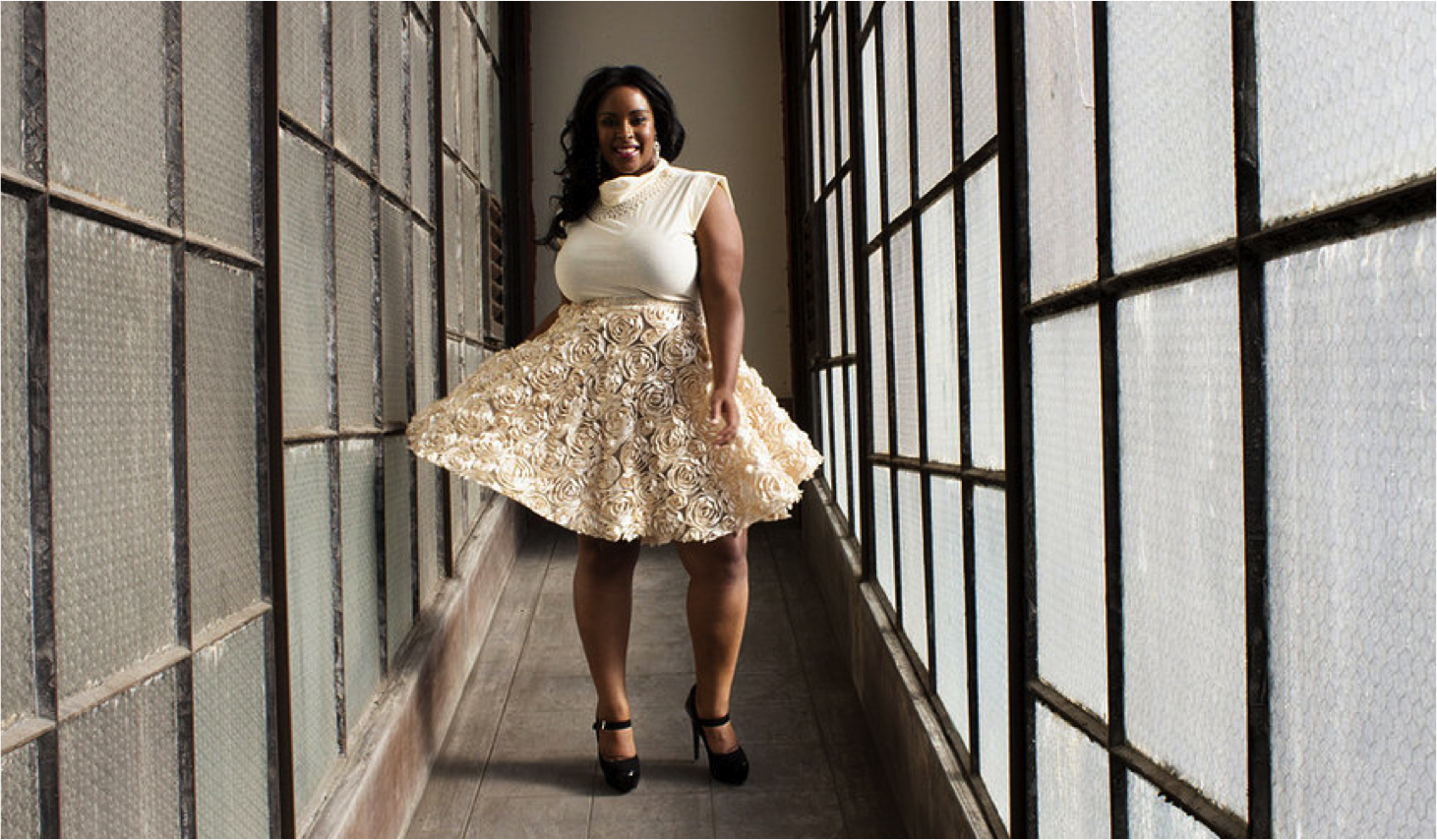 Zelie for She, Plus Size Fashion, Plus Size Dresses
