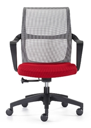 Mesh Back Conference Chair