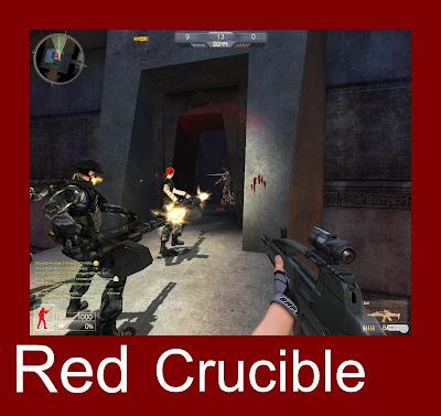 red crucible-jogo fps de navegador