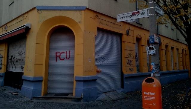 Greifenhagener Straße Berlin