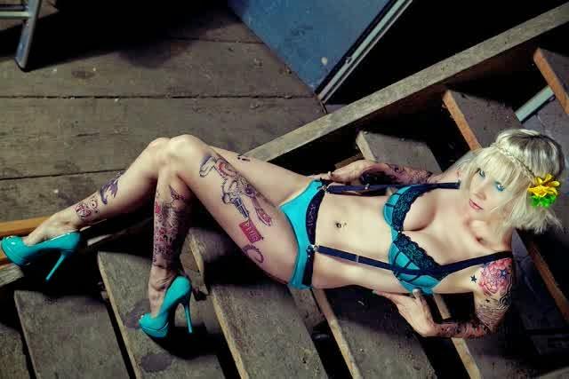 Sandy P Peng Tattoo Designs
