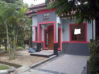 Dijual Rumah Minimalis Cantik Type 70 Bintaro