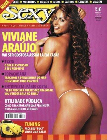 Viviane Araújo nua