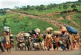 Rwanda Refugees in DRC