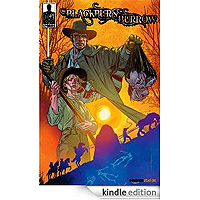 Free: Blackburn Burrow Issue #1 by Ron Marz