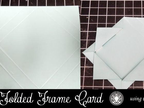 Folded Frame Card