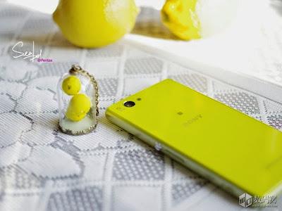 Spesifikasi dan Harga Sony Xperia Z1 Compact Lime