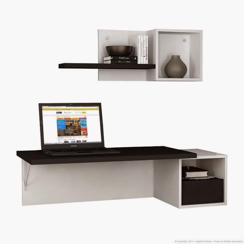 Muebles de melamine y madera en general escritorios modernos for Escritorio para pc